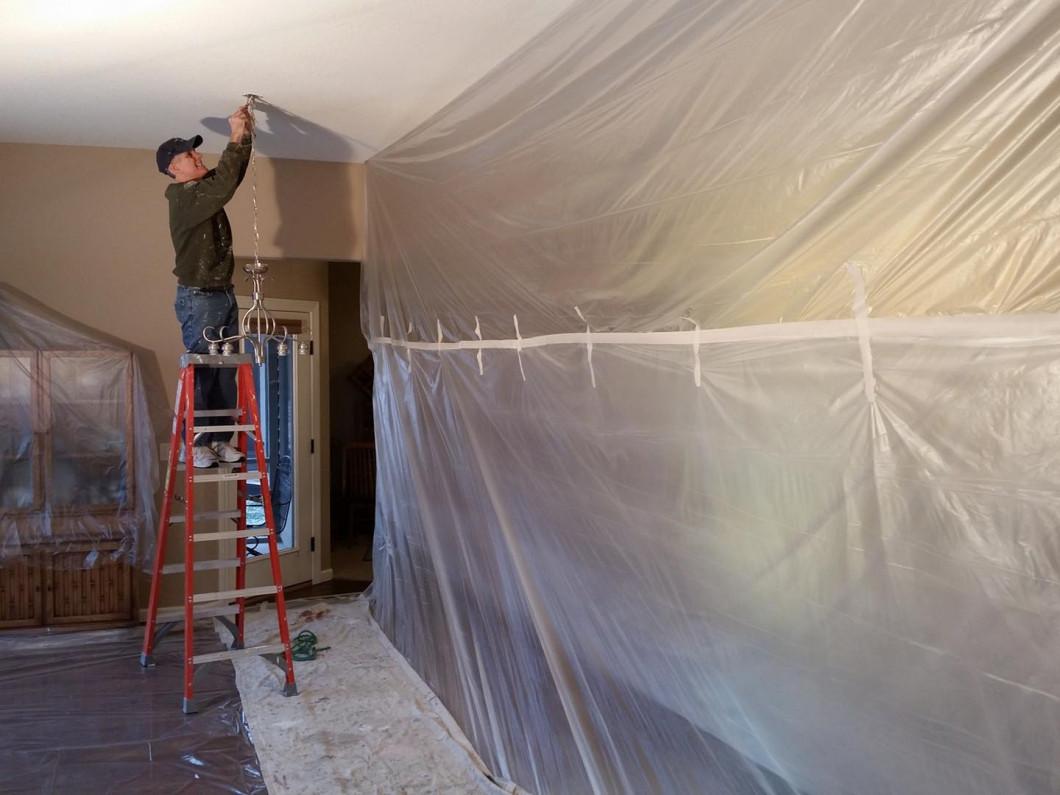 We Don't Cut Corners. We Paint Them.
